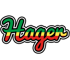 Hager african logo