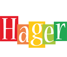 Hager colors logo