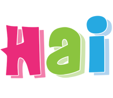 Hai friday logo