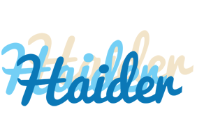 Haider breeze logo