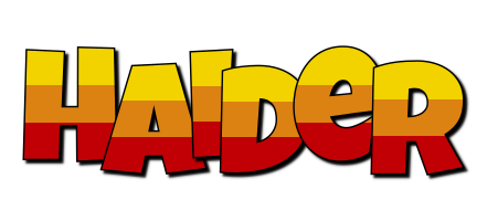 Haider jungle logo