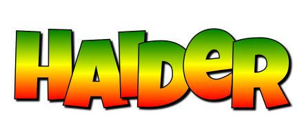 Haider mango logo