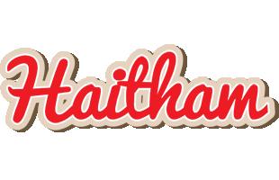 Haitham chocolate logo