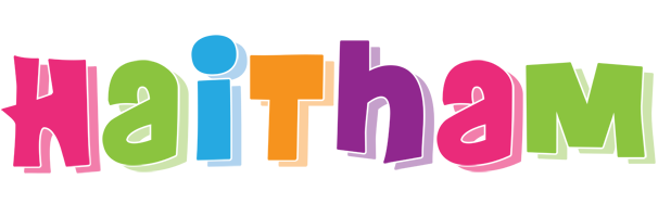 Haitham friday logo