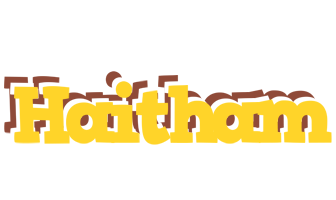 Haitham hotcup logo