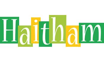 Haitham lemonade logo