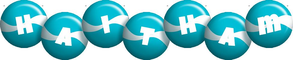 Haitham messi logo