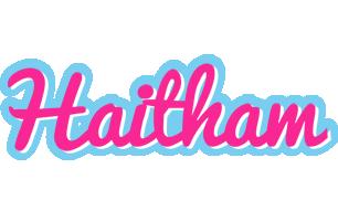Haitham popstar logo