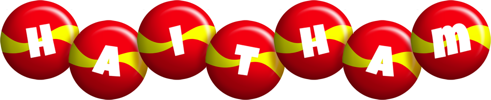 Haitham spain logo