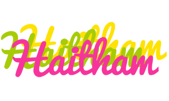 Haitham sweets logo