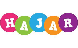Hajar friends logo