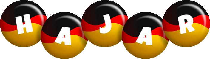Hajar german logo