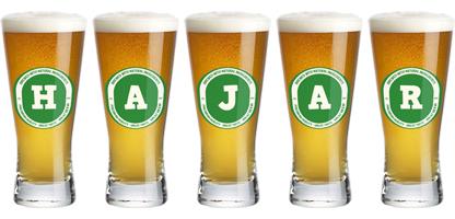 Hajar lager logo