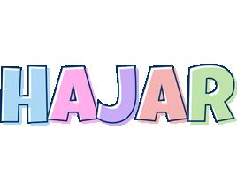 Hajar pastel logo