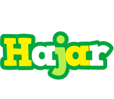 Hajar soccer logo