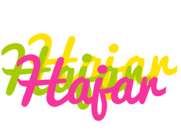 Hajar sweets logo