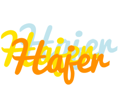 Hajer energy logo