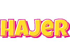 Hajer kaboom logo