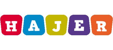 Hajer kiddo logo