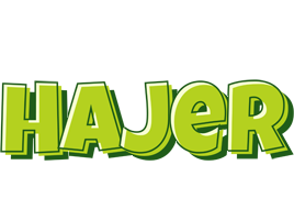 Hajer summer logo