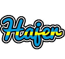 Hajer sweden logo