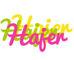 Hajer sweets logo