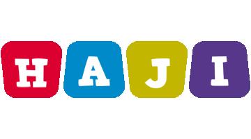 Haji daycare logo