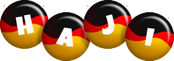 Haji german logo