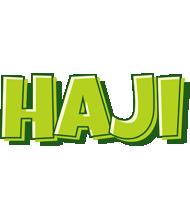 Haji summer logo