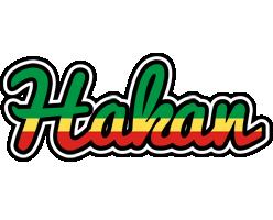 Hakan african logo
