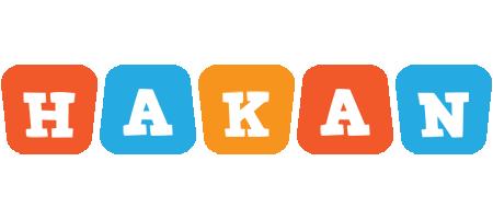 Hakan comics logo