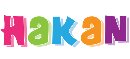 Hakan friday logo
