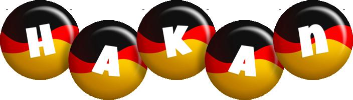 Hakan german logo