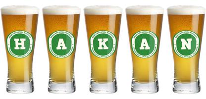 Hakan lager logo