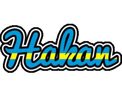 Hakan sweden logo