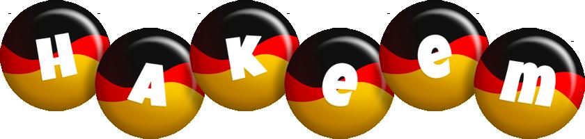 Hakeem german logo
