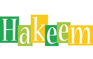 Hakeem lemonade logo