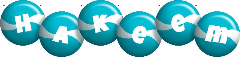 Hakeem messi logo