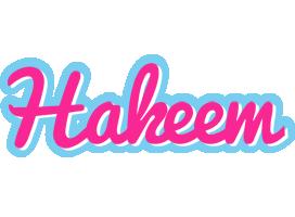 Hakeem popstar logo