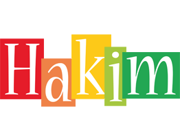 Hakim colors logo