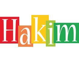 Hakim colors logo