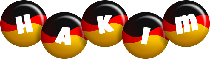 Hakim german logo