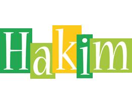 Hakim lemonade logo