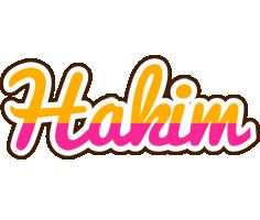 Hakim smoothie logo