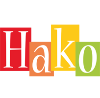 Hako colors logo
