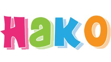 Hako friday logo