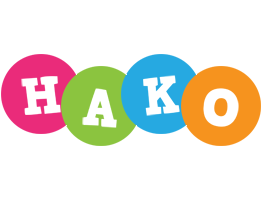 Hako friends logo
