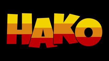 Hako jungle logo