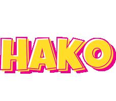 Hako kaboom logo