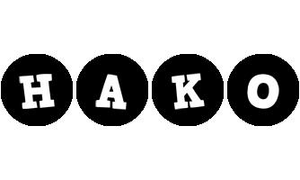 Hako tools logo